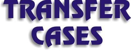 Transfer Case