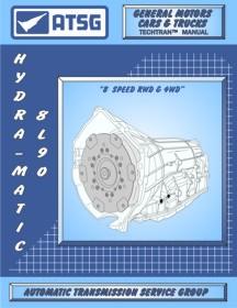 8l90 transmission valve body