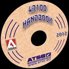 4R100 Update Handbook Mini CD