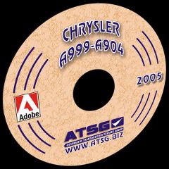 ATSG A999-A904 CD