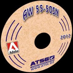 ATSG AW 55-50/51SN / AF23/33-5 / RE5F22A MINI CD