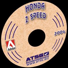 ATSG Honda 2 Speed CD