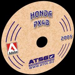 ATSG Honda 3 Shaft PX4B MINI CD