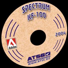 MAZDA/FORD KF-100/F3A CD