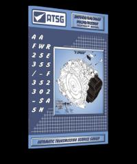 ATSG AW 55-50/51SN / AF23/33-5 / RE5F22A