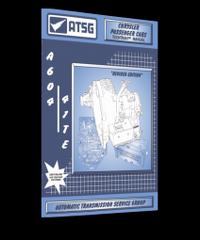 atsg a604 41te rh atsg us 41TE Transaxle Components 41TE Components