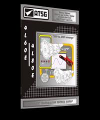 ATSG GM 4L60E/65E/70E - 4L80E/85E Diagnostic Code Book