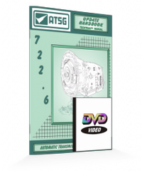 ATSG Mercedes 722.6 DVD/Video Companion Manual