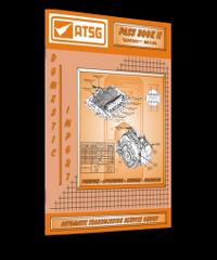 ATSG Automatic Transmission PASS Book II Pressure Applications Solenoids Sensors