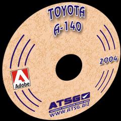 ATSG Toyota A140 Mini CD