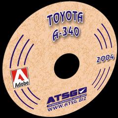 ATSG TOYOTA A340E/H MINI CD