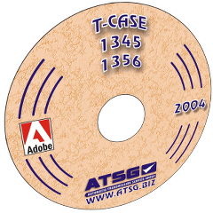 ATSG TRANSFER CASE 1345 CD