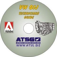 01j transmission rebuild manual