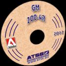 ATSG 200-4R Mini CD