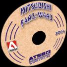 ATSG F4A3/W4A3 Mini CD