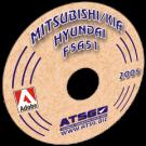 ATSG F5A51 Mini CD