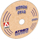 ATSG Honda 3 Shaft PX4B MINI CD