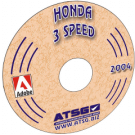 ATSG Honda 3 Speed CD