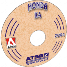 ATSG Honda 4 Speed Computer K4 Mini CD