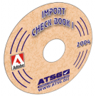ATSG Import Checkball Book Vol I CD