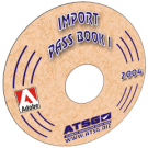 ATSG Import Pass Book Vol I CD