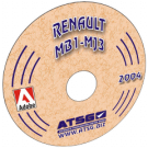 ATSG RENAULT MB1-MJ3 CD
