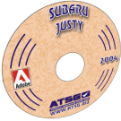 ATSG SUBARU JUSTY CVT MINI CD