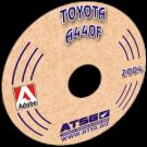 ATSG TOYOTA A440F CD