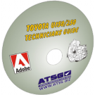 ATSG U150/U250-E TG Mini CD