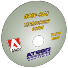 ATSG VOLVO / SAAB 50-42 LE Technicians Guide Mini CD