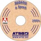 Subaru 4 Speed CD
