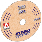 ATSG JEEP AW-4 MINI CD