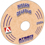ATSG RE4FO4A Mini CD