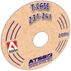 ATSG TRANSFER CASE 231-241 CD