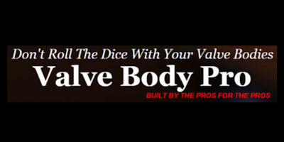 Valve Body Pro