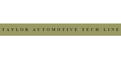 Taylor Automotive Tech-Line for Cars and Trucks