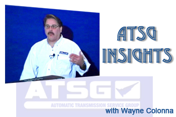 Automatic Transmission Service Group Insights with Wayne Colonna
