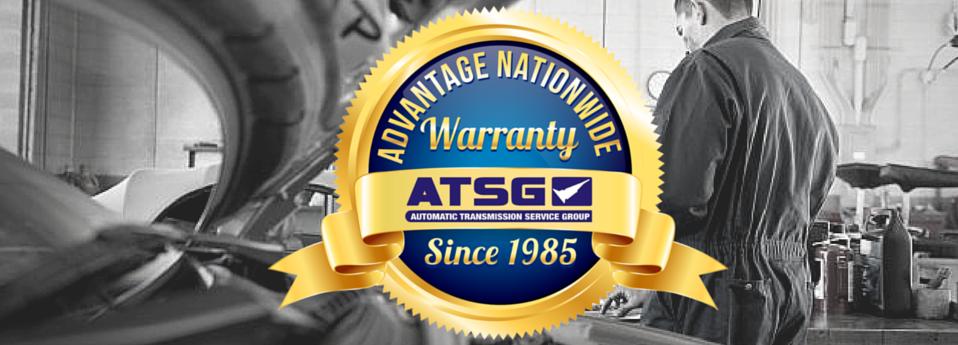 ATSG Advantage Warranty 1