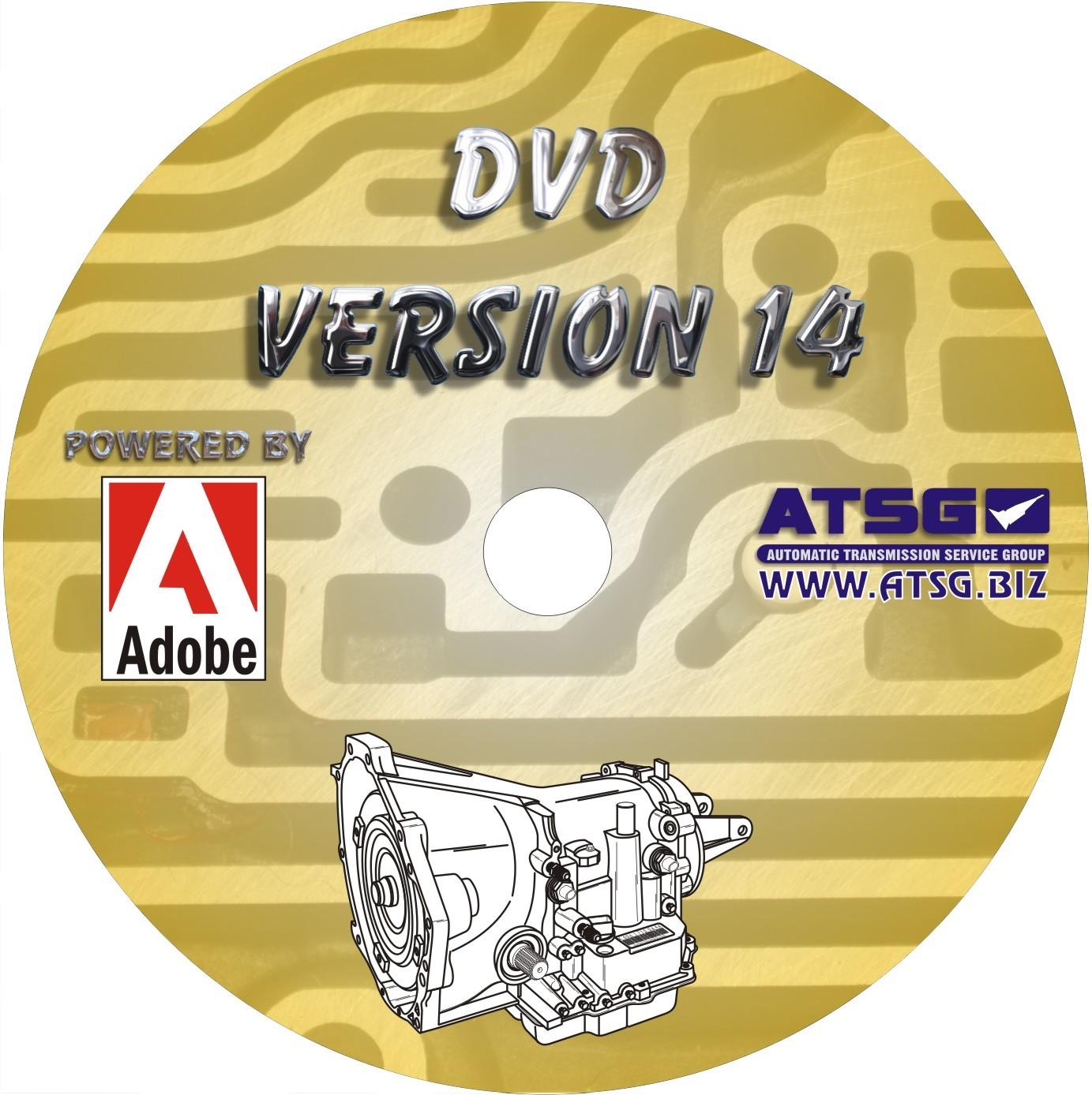 ATSG DVD