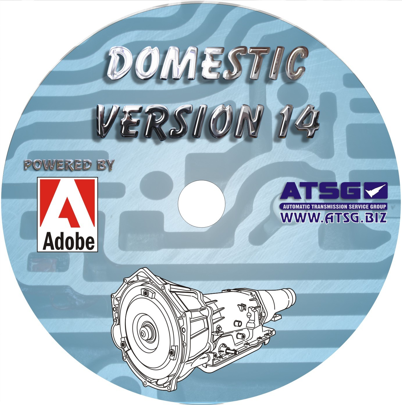 ATSG Domestic CD