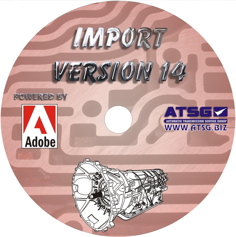 ATSG Import CD