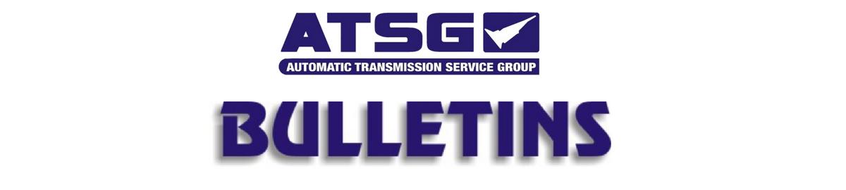 ATSG 3rd Quarter Bulletins