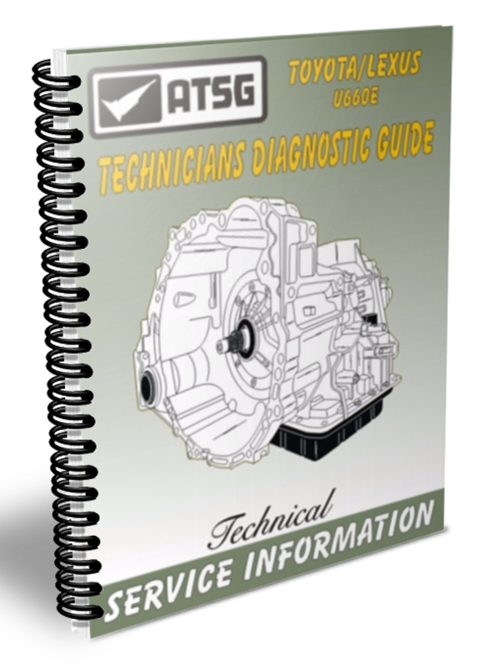 ATSG Toyota U660E Technician's Guide