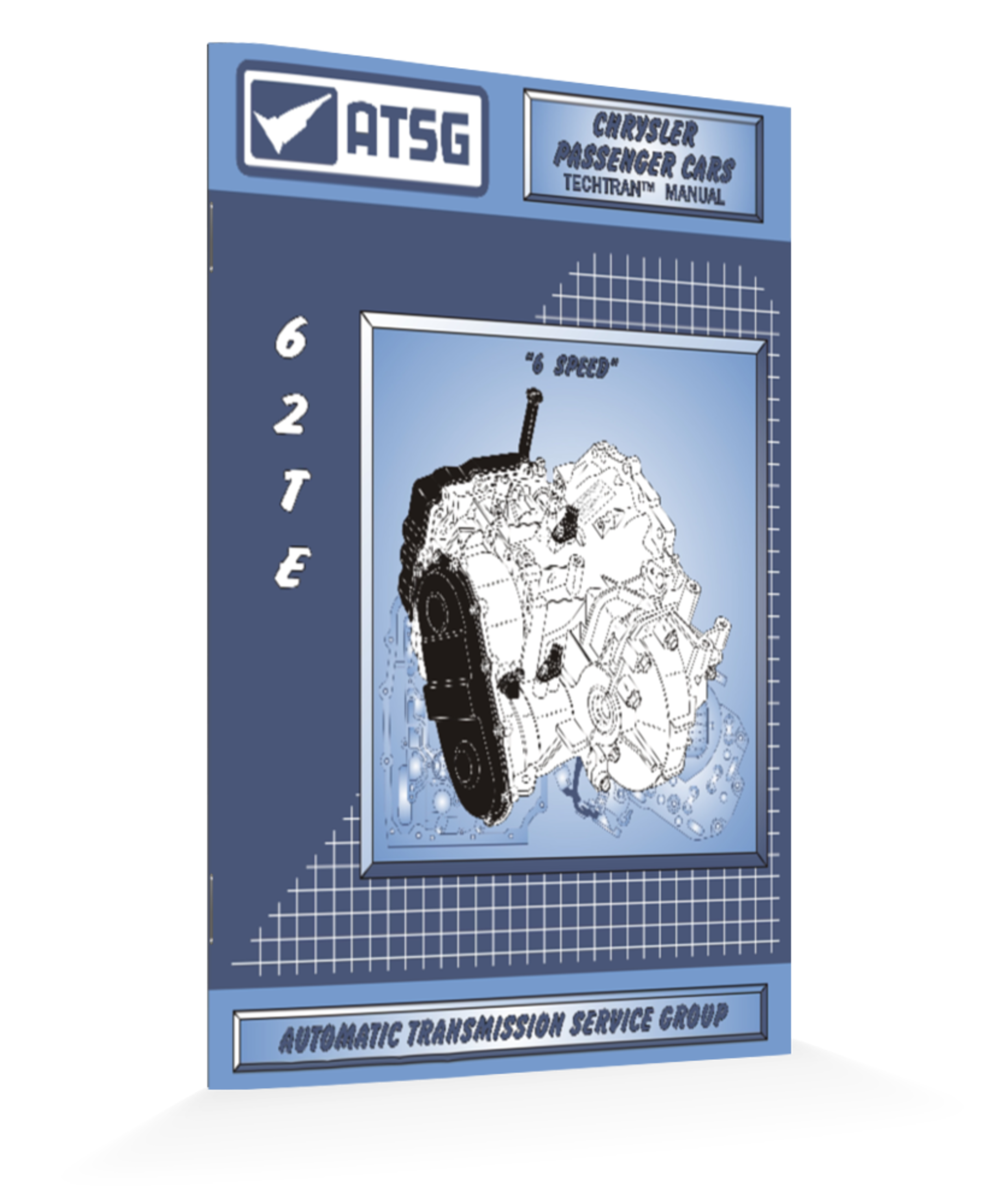 ATSG 62TE Technical Manual