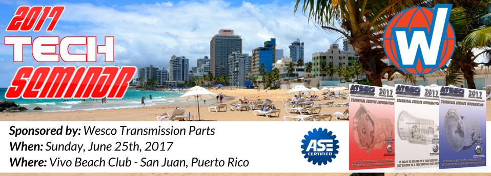 2017 ATSG Wesco Puerto Rico Seminar