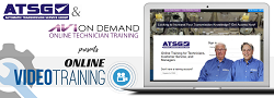 ATSG & AVI Video Training Series