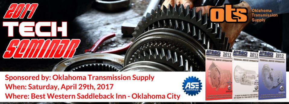 ATSG 2017 Oklahoma City Seminar