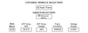 ATSG Blog - The 09G Flared Shift Problems