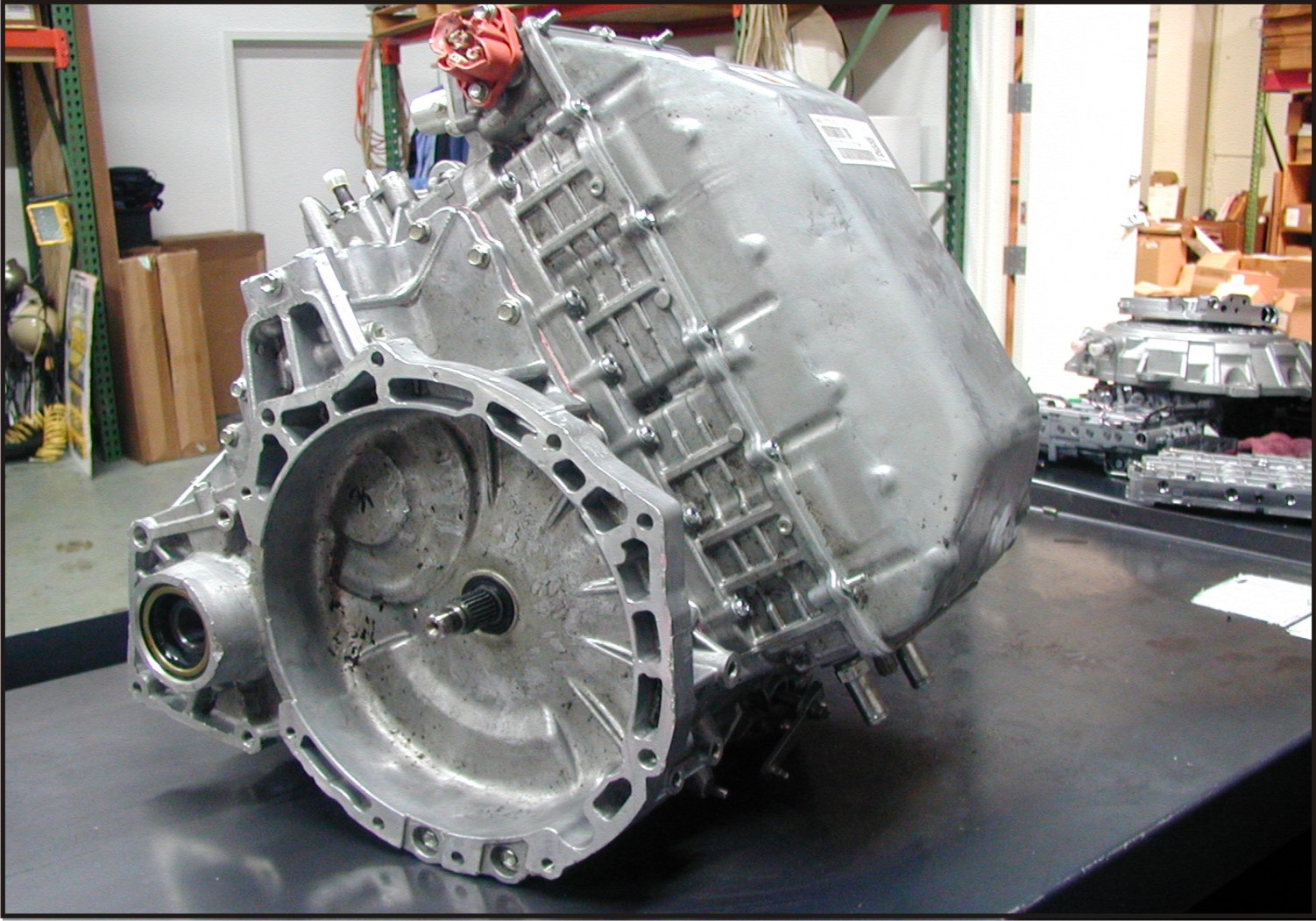 ATSG Ford Escape Hybrid Preliminary Information - Figure 17