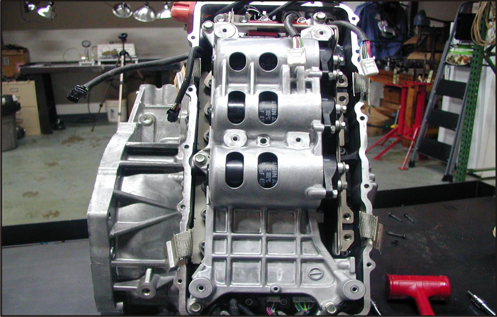 ATSG Ford Escape Hybrid Preliminary Information - Figure 26
